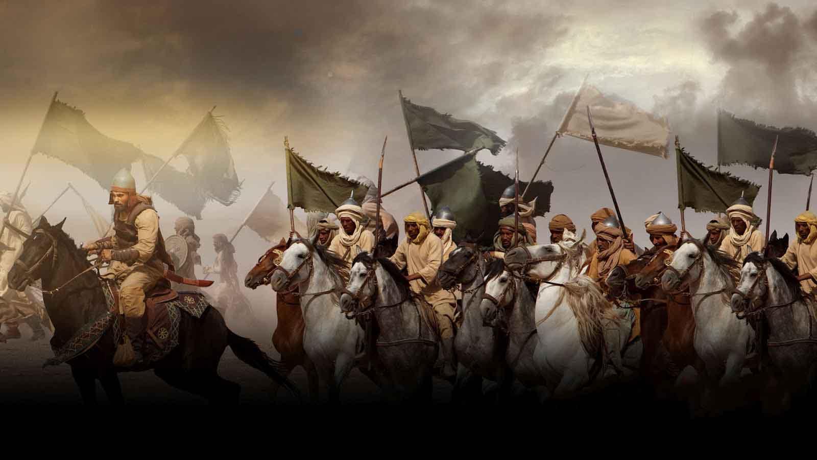 sejarah khalifah islam Perang Sayyidina Ali dan Muawiyah bani umayyah