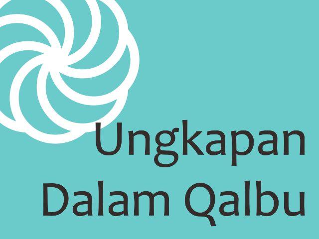 Novel Remaja Ungkapan Dalam Qalbu